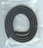 "RADIO BOX SEALING RUBBER ""flat"""