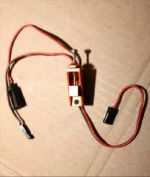 RADIO BOX Waterproof switch & harness